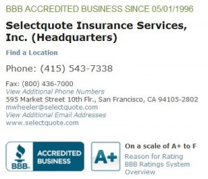 Select Quote Reviews Prepossessing Selectquote Reviews